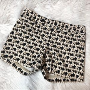 WHBM Patterned Shorts